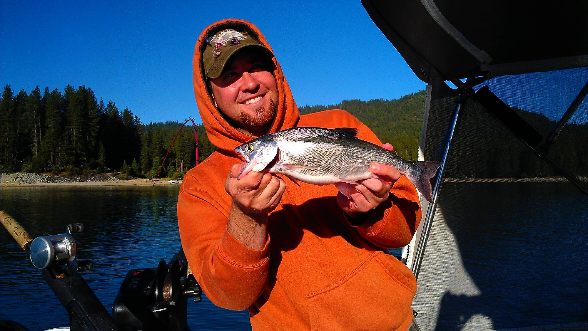 Bass Lake Fishing Professional Guided Charter Fishing